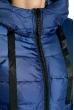 Куртка женская 120PLI943 синий