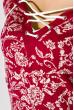 Свитшот женский с капюшоном  32P027 фуксия