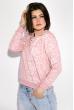 Свитшот женский с капюшоном  32P027 бледно-розовый
