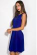 Платье 110P461-1 синий