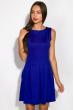 Платье 110P461-1 электрик