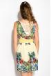 Платье женское 964K030 желтый