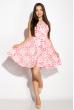 Платье женское 964K040 розовый
