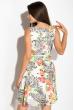 Платье женское 964K041 молочно-оранжевый