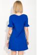Платье женское, короткое, яркие цвета 74P101 электрик
