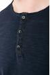 Лонгслив мужской  базовый 473F016 чернильный варенка