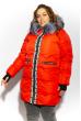 Куртка женская 120PSKL8809 красный