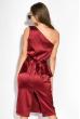 Платье женское, вечернее, шелковое  64PD357 розовый