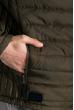 Куртка стеганая 120PELK449 хаки
