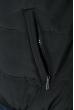 Жилет мужской теплый, с капюшоном и карманами 70PD5009 черный