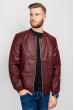 Куртка мужская стильная  712K002 марсала
