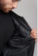 Куртка мужская стильная  712K002 черный