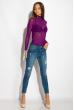 Гольф-сетка женская 108P027 фиолетовый