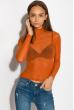 Гольф-сетка женская 108P027 оранжевый