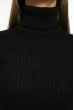 Гольф женский однотонный 613F001 черный