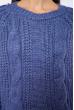 Свитер женский 120PNA19321 джинс