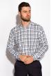 Рубашка 511F048 грифельно-синий