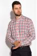 Рубашка 511F048 грифельно-красный