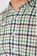 Рубашка 511F048 грифельно-зеленый