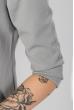 Туника женская с бусинками 70PD5022 серый