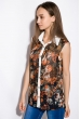 Блуза женская 112P008-1 цветочный принт