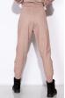 Костюм женский с люрексом 120PSKL020 коричнево-бежевый