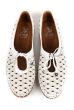 Туфли женские 106P109 белый