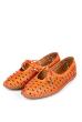 Туфли женские 106P109 коралловый