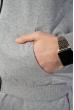 Костюм спортивный мужской 85F1006 светло-серый