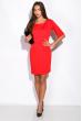 Платье 110P177 красный