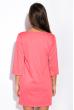 Платье 110P177 коралловый