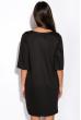 Платье 110P177 черный