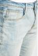 Джинсы мужские светлые 442K005 голубой