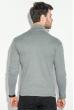 Гольф мужской однотонный 201F014 серый