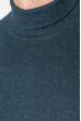 Гольф мужской однотонный 201F014 джинс
