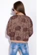Бомбер женский 109P015 пудра-бордовый