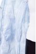 Куртка женская с воротником стойка 120PSKL6839 голубой