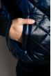 Бомбер 120PELK366 синий