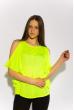 Блуза женская 121P013 неон