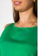 Блуза женская 121P013 зеленый