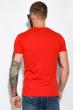 Мужская футболка 134P022 сериал Бумажный дом красный