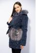 Куртка женская 120PAM6235 индиго