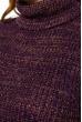 Платье-гольф 607F001 фиолетовый