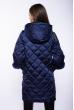 Куртка женская стеганая 120PSKL6629 индиго