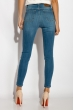 Джинсы женские 104P907 голубой