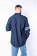 Рубашка с длинными рукавами  644f008 темно-синий