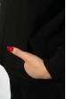 Костюм спортивный женский 85F10150-5 с капюшоном черный