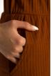 Костюм женский (топ, шорты) 220PELK688 кирпичный