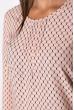 Блуза женская 118P241 персиковый