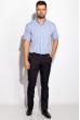 Рубашка 511F049 голубой
